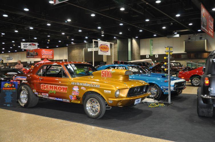hot rod rods drag race racing ford mustang fs_JPG wallpaper