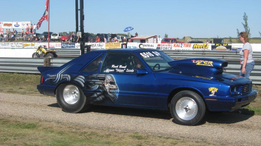 hot rod rods drag race racing ford mustang t_JPG wallpaper