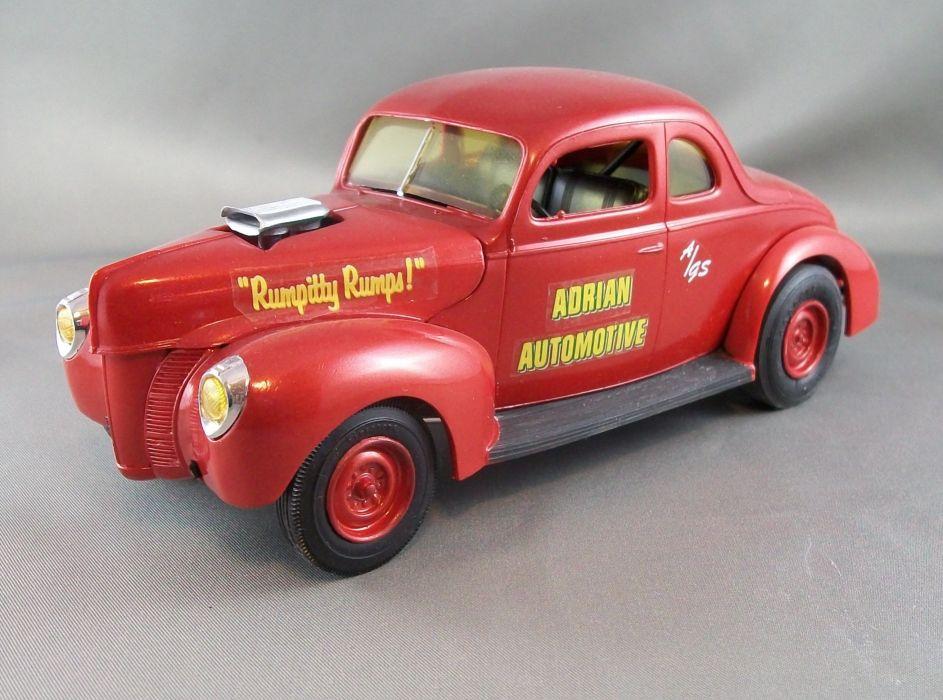 hot rod rods drag race racing gasser 1940 ford retro      g_JPG wallpaper