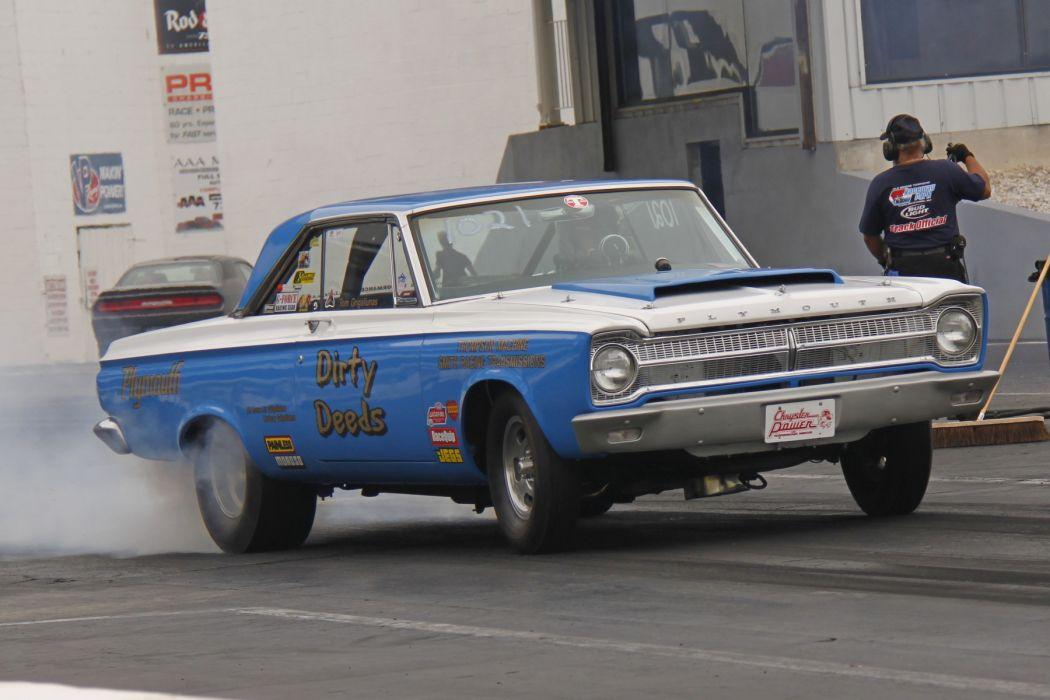 hot rod rods drag race racing plymouth  r_JPG wallpaper