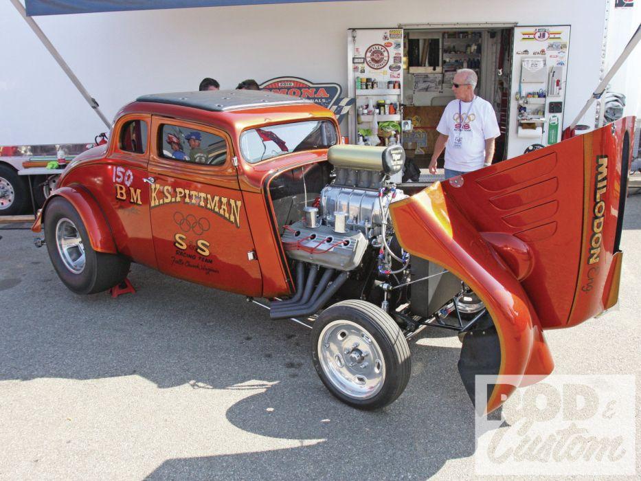 hot rod rods drag race racing retro engine      g wallpaper