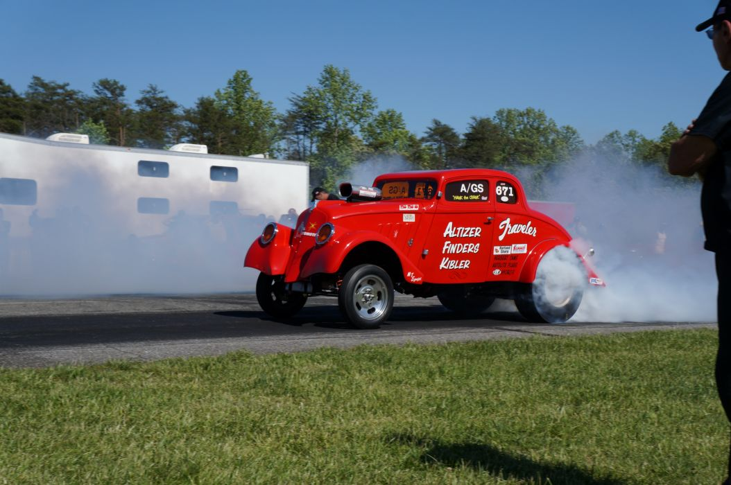 hot rod rods drag race racing retro gasser   g wallpaper