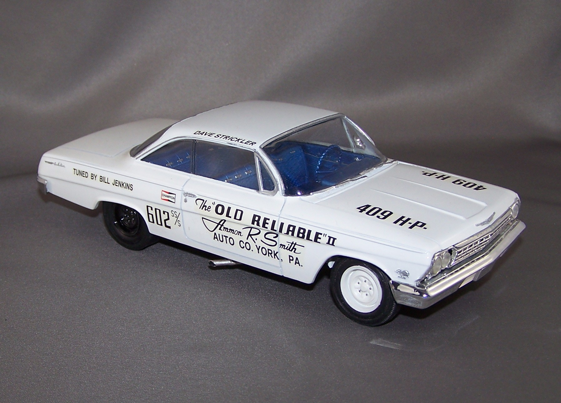 Chevy Vehicles 1962 Chevy Belair Old Reliable hot rod rods drag racing ...
