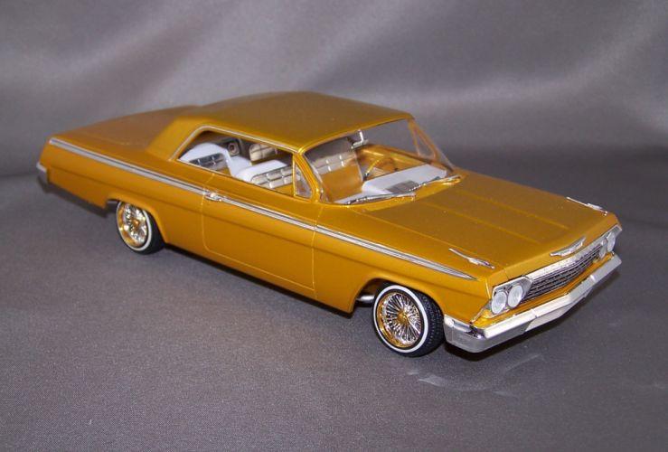 1962 Chevy Impala lowrider classic f_JPG wallpaper
