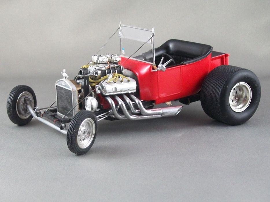 Hot rod rods 1923 Ford Model-T retro engine g_JPG wallpaper ...
