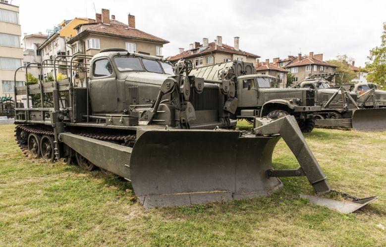 BAT-1 bulldozer wallpaper