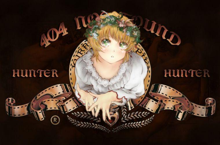 hunter x hunter blonde hair brok green eyes hunter x hunter kurapica parody short hair wallpaper