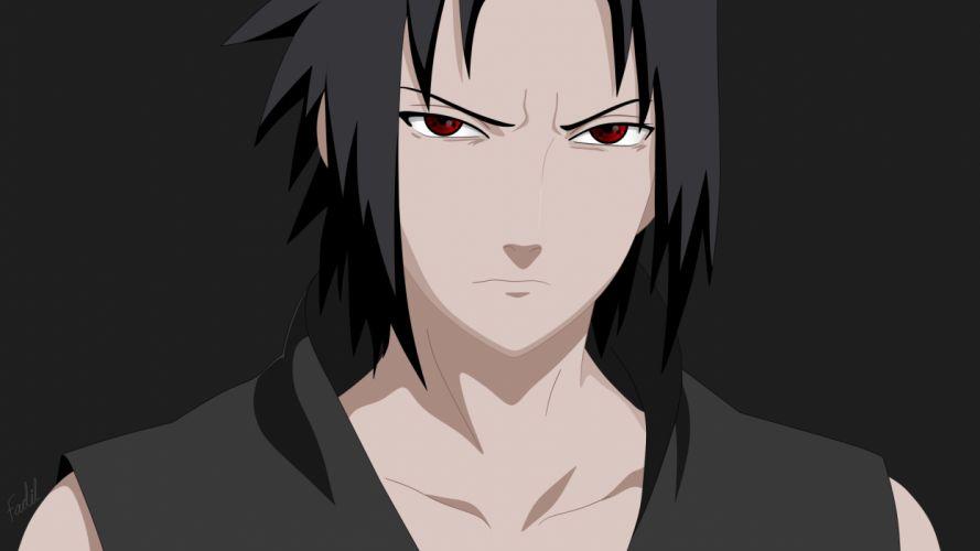 NARUTO Uchiha Sasuke d wallpaper