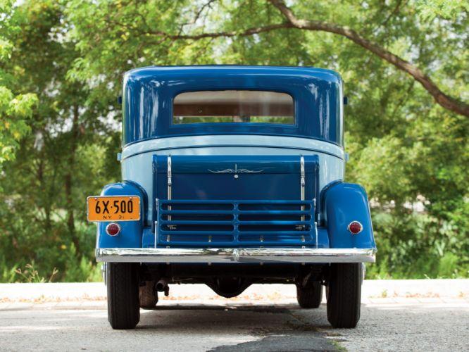 1931 Cadillac V8 355-A Town Sedan by Fisher (31252) luxury retro v-8 e wallpaper
