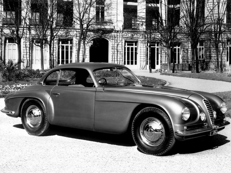 1949 Alfa Romeo 6C 2500 Villa dEste Coupe retro 6-c  e wallpaper