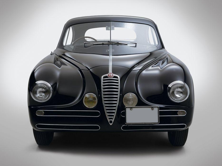 1949 Alfa Romeo 6C 2500 Villa dEste Coupe retro 6-c t wallpaper