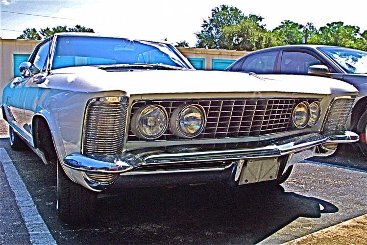 1963 Buick Riviera classic g wallpaper