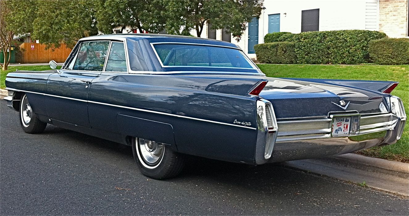 1964 Cadillac Coupe luxury classic        g wallpaper