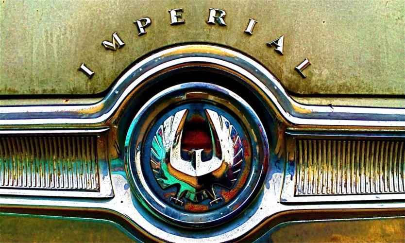 1965 Chrysler Imperial Sedan classic f wallpaper
