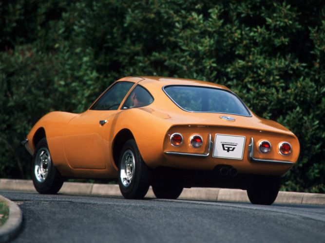 1965 Opel Experimental GT classic g-t g wallpaper