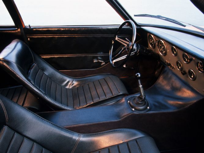 1965 Opel Experimental GT classic g-t interior f wallpaper