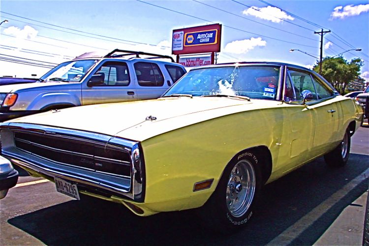 1970 Dodge Charger muscle classic f wallpaper