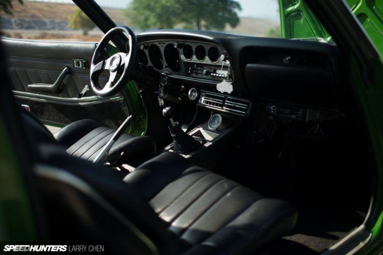 1971 Toyota Celica tuning classic interior f wallpaper
