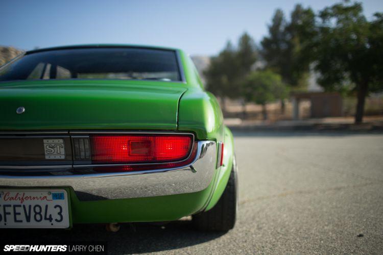 1971 Toyota Celica tuning classic f wallpaper