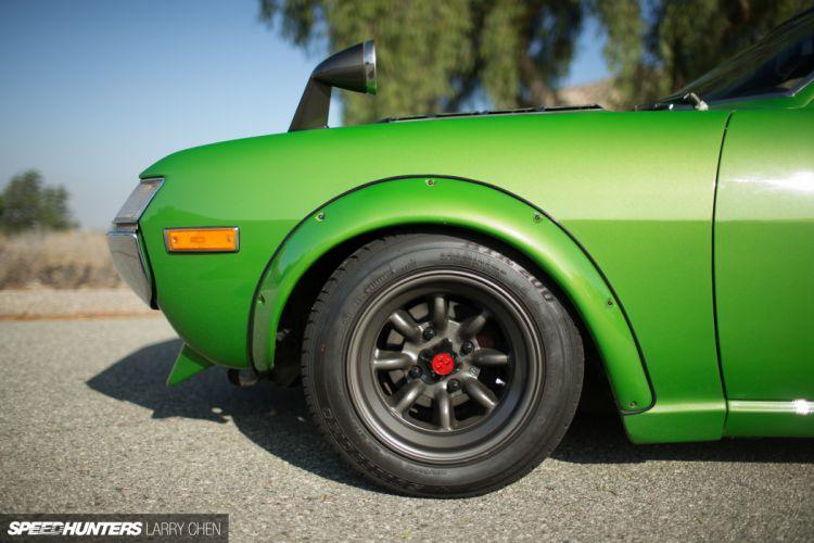 1971 Toyota Celica tuning classic wheel g wallpaper
