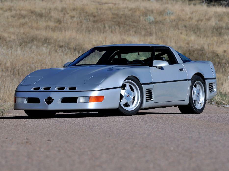 1988 Callaway C4 Twin Turbo Sledgehammer Corvette (B2K) chevrolet supercar c-4  f wallpaper