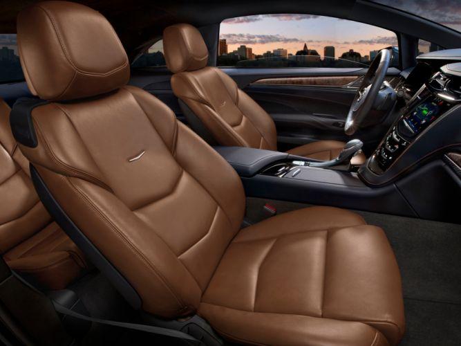 2014 Cadillac ELR luxury interior f wallpaper