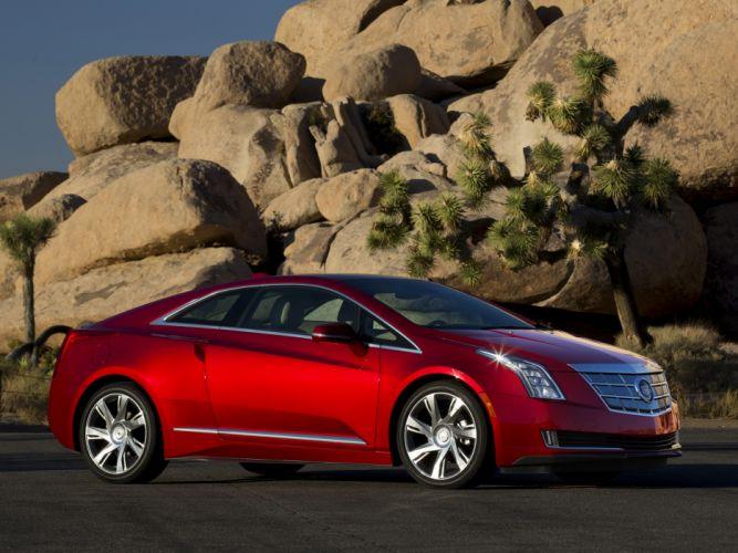 2014 Cadillac ELR luxury d wallpaper