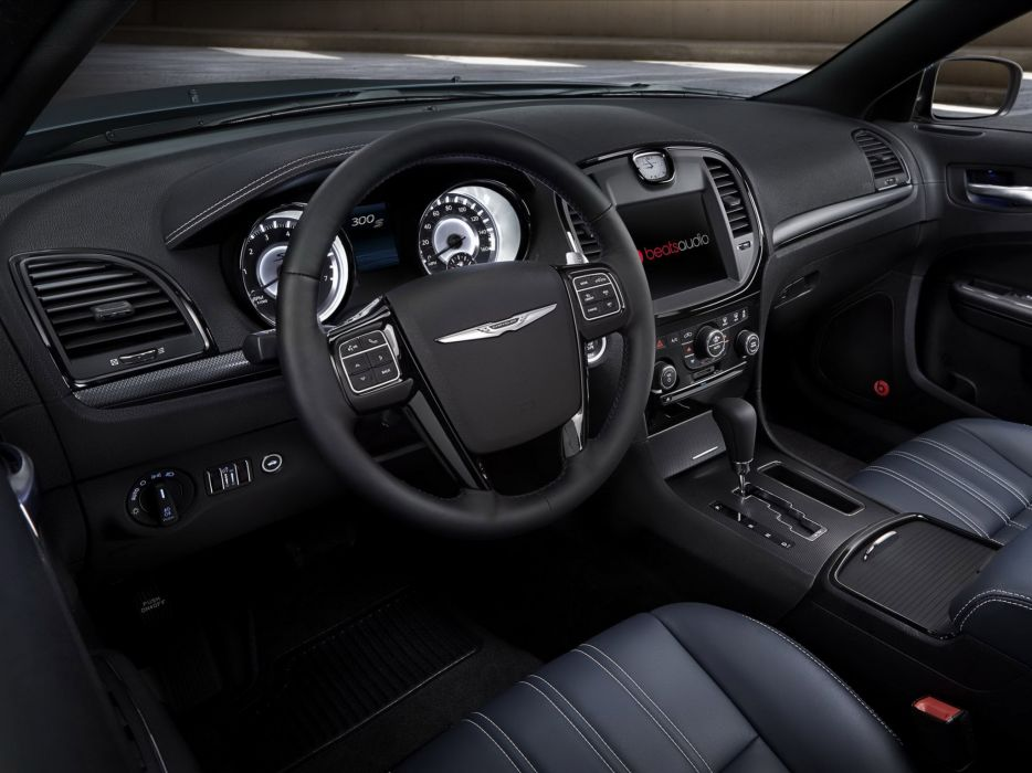 2014 Chrysler 300S luxury interior       g wallpaper