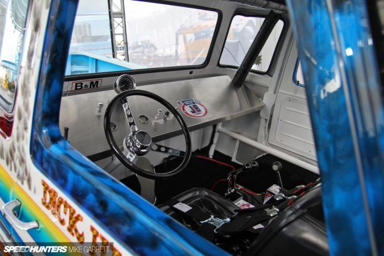 ford van pickup hot rod rods classic interior d wallpaper
