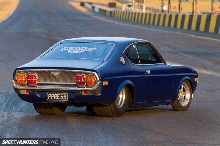 PPRE 6B Mazda RX-4 hot rod rods drag race racing f wallpaper