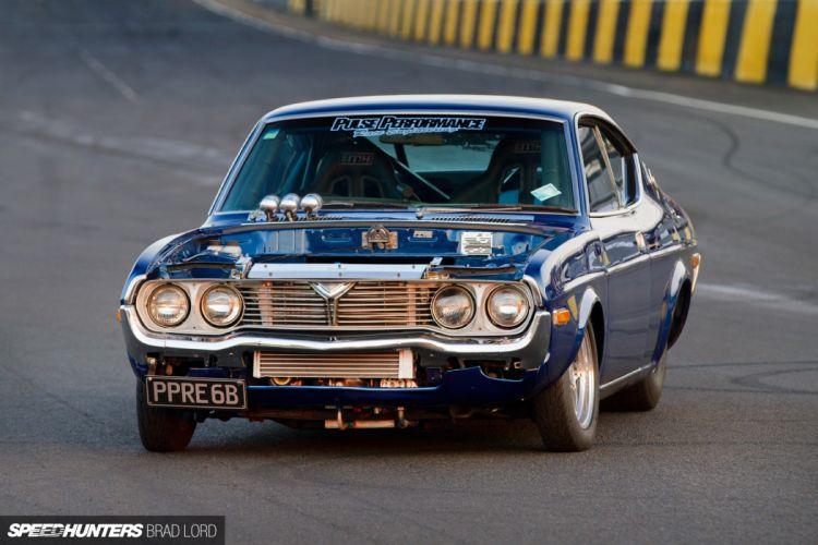 PPRE 6B Mazda RX-4 hot rod rods drag race racing g wallpaper