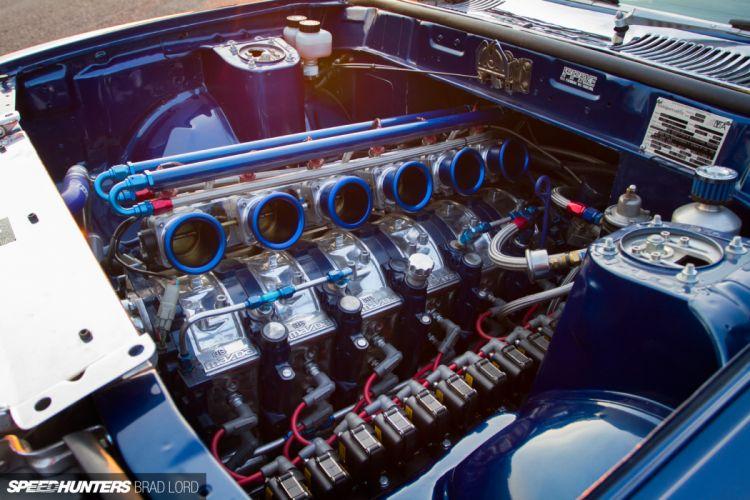 PPRE 6B Mazda RX-4 hot rod rods drag race racing engine g wallpaper