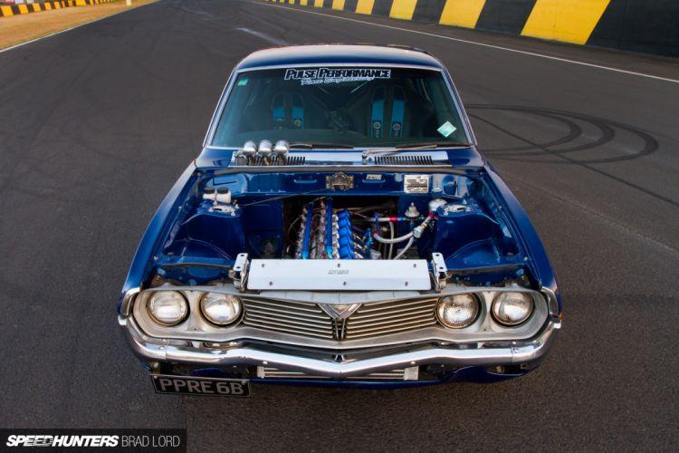 PPRE 6B Mazda RX-4 hot rod rods drag race racing engine r wallpaper