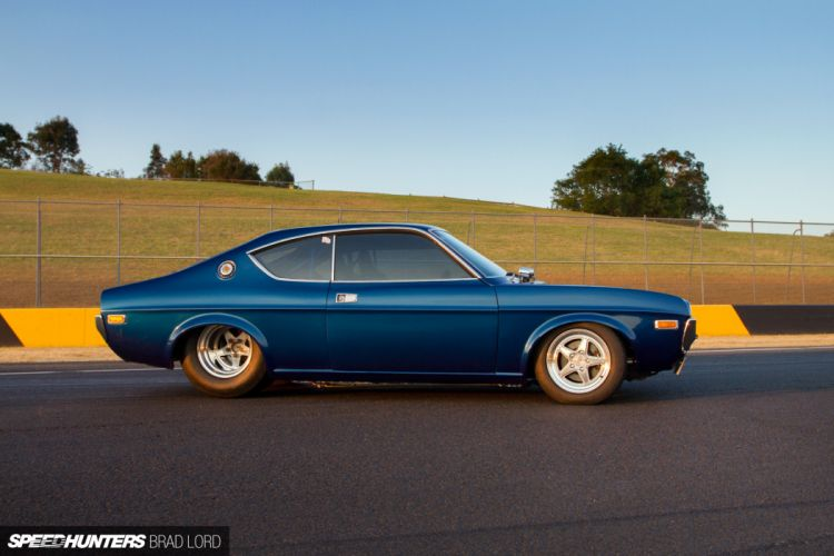 PPRE 6B Mazda RX-4 hot rod rods drag race racing f wallpaper