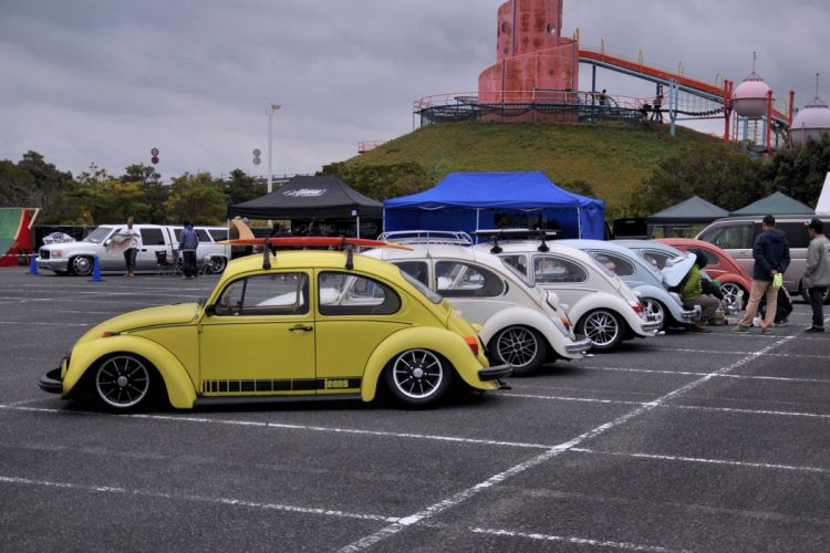 volkwagon beetle lowrider tuning e wallpaper