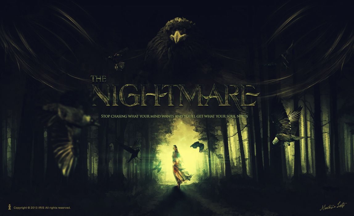 Nightmare wallpaper