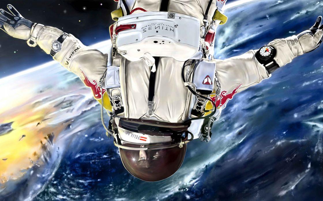 art space julian celaj planet astronaut wallpaper