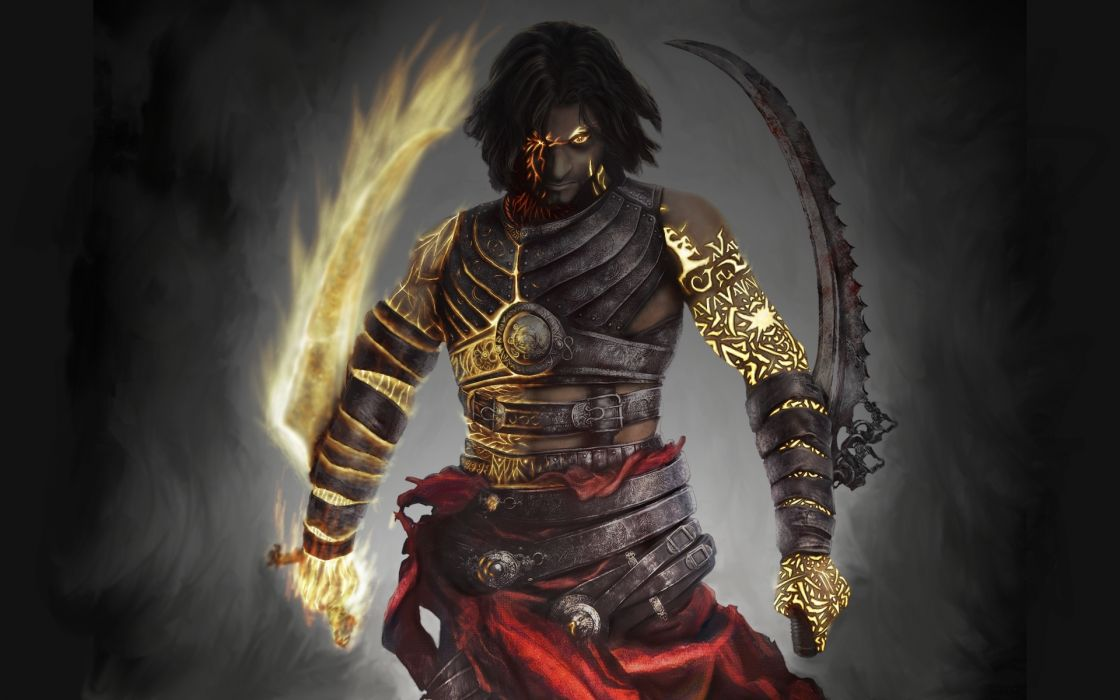 Prince of Persia Warrior Men Games Fantasy wallpaper