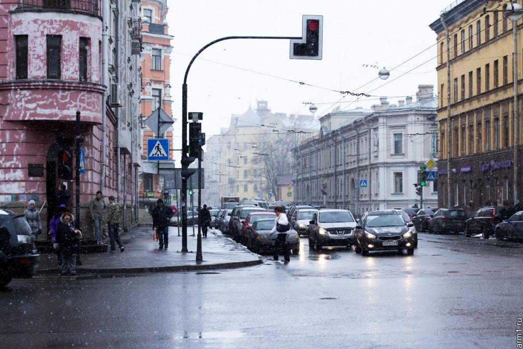 St_ Petersburg russia city road       f wallpaper