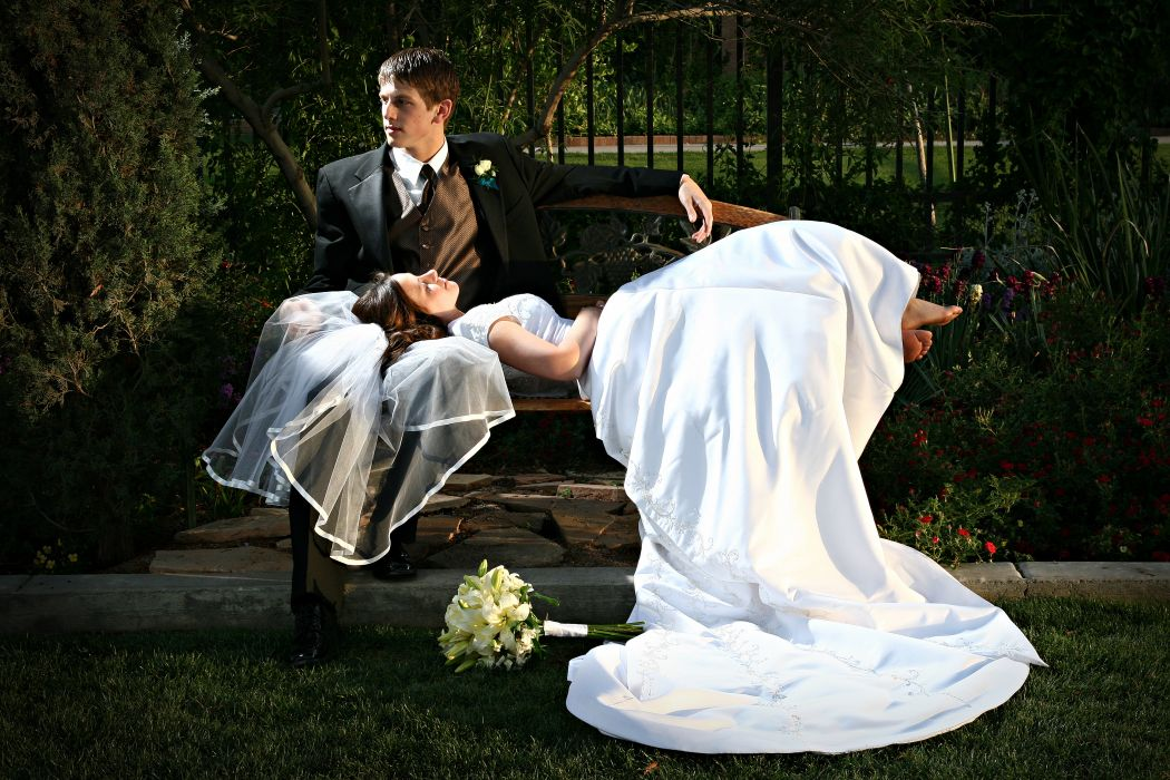 wedding bride gown dress fasshion mood      f wallpaper
