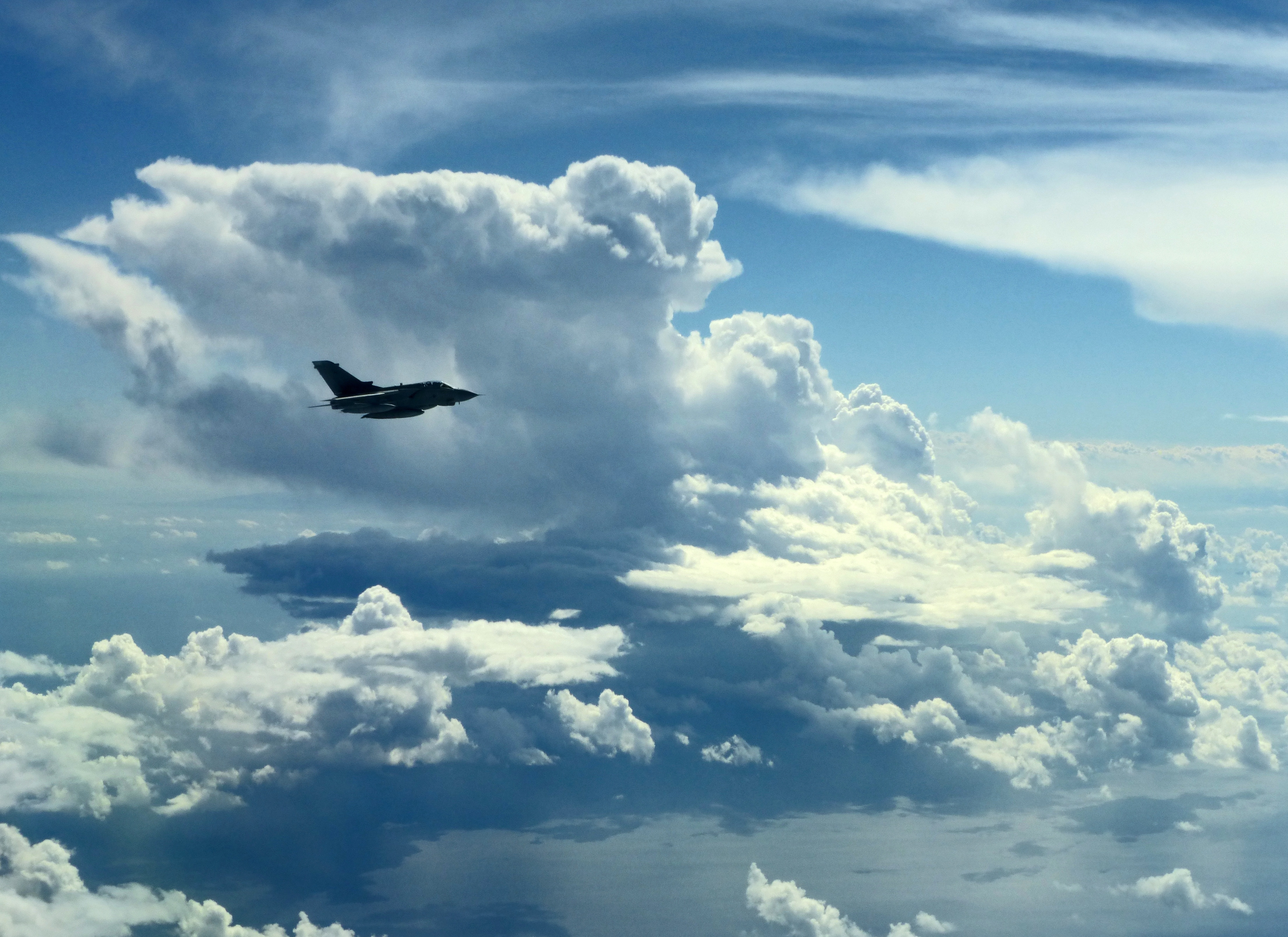 aircraft images in clouds wallpaper - photo #19