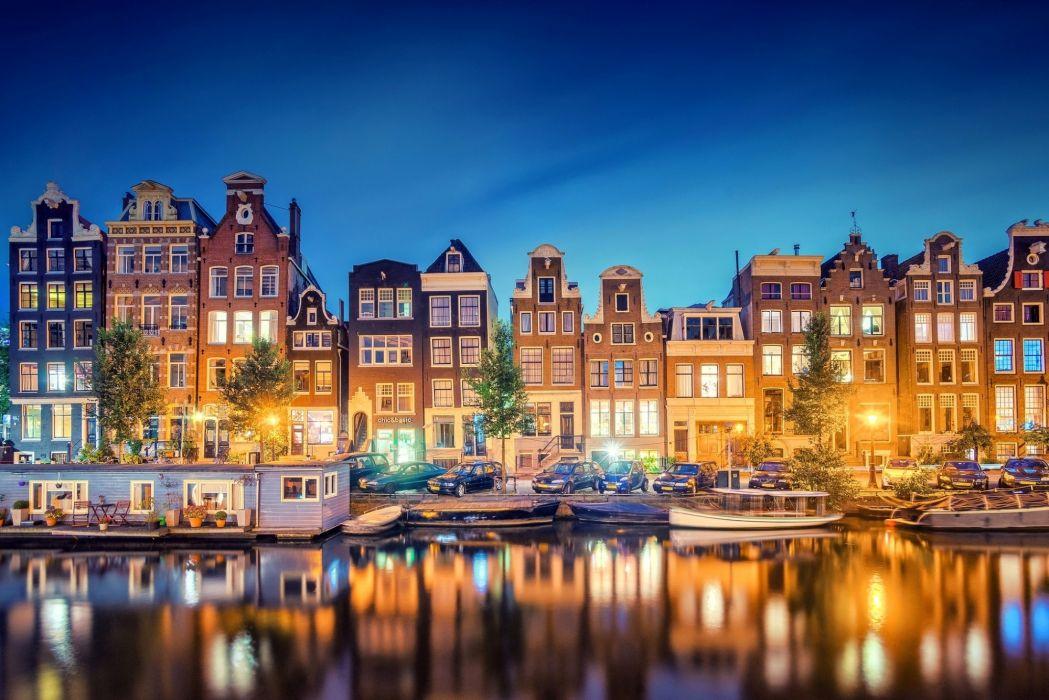 nederland amsterdam wallpaper