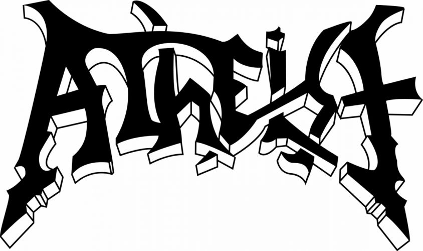 ATHEIST heavy metal d wallpaper