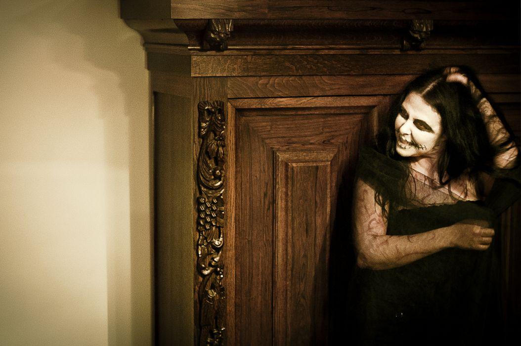 AVA INFERI gothi heavy metal gothic dark horror   f wallpaper
