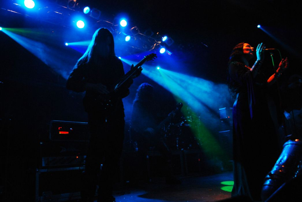 AVA INFERI gothi heavy metal gothic concert       f_JPG wallpaper