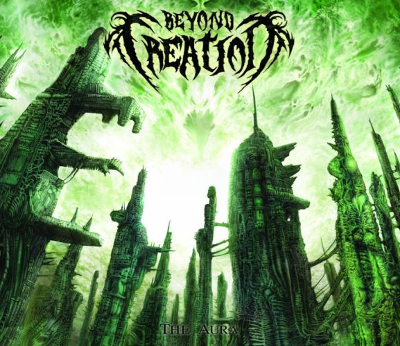 BEYOND CREATION heavy metal sci-fi fantasy city f wallpaper