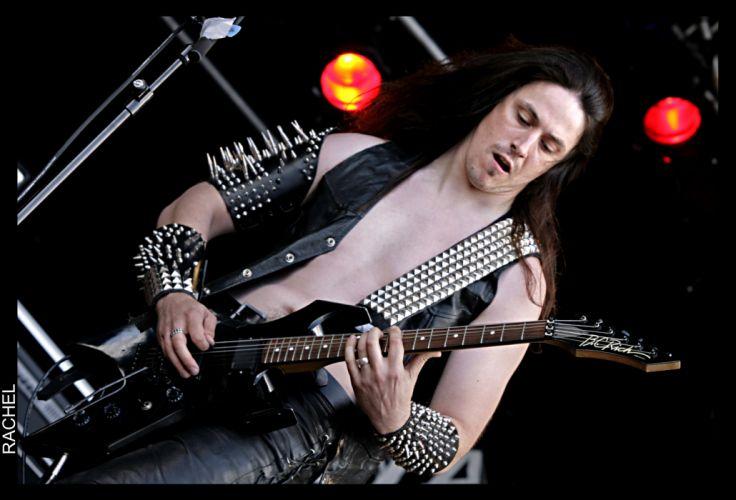 DESTROYER 666 heavy metal thrash concert guitar g wallpaper