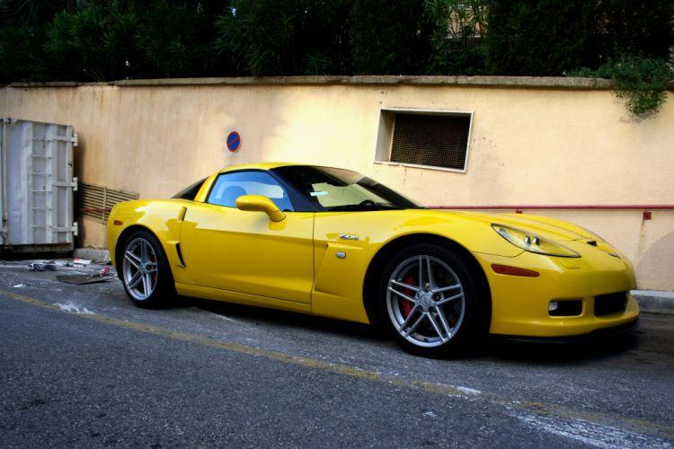 Corvette Z06 wallpaper
