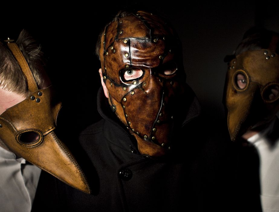 KHONSU industrial metal heavy mask dark   f_JPG wallpaper