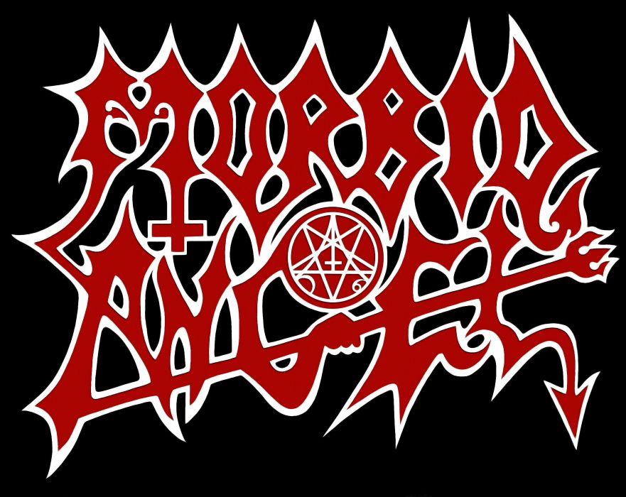 MORBID ANGEL death metal heavy   d wallpaper